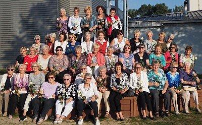 50 Jahre Frauengymnastik TSV Karlsdorf